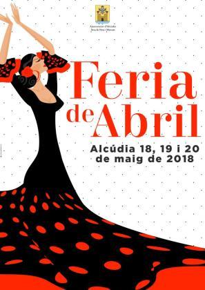 Alcúdia celebra la cuarta edición de su Feria de Abril.