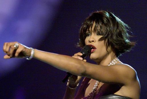 Whitney Houston falleció en febrero de 2012 a los 48 años.