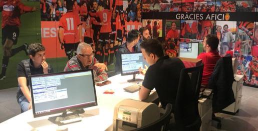 El Mallorca ya ha vendido más de 9.000 entradas para el domingo
