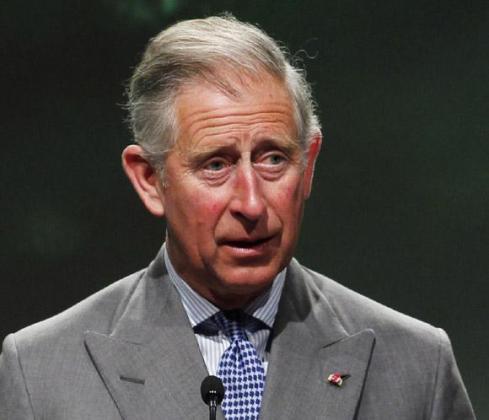 Imagen de archivo del príncipe Carlos de Inglaterra.