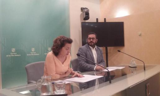 La portavoz adjunta ha lamentado las declaraciones del presidente de Fevitur, Bartolomé Gomila, en el Foro Preferente 2018.