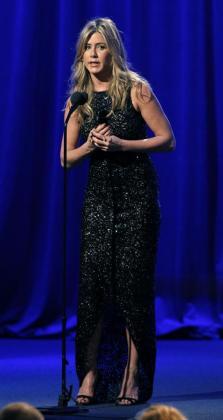 Jennifer Aniston, en una reciente imagen de archivo.