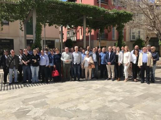 El consejo general del Pi se ha reunido para abordar sus propuestas en materia de movilidad.