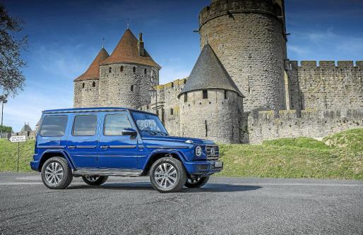 Nuevo Mercedes Clase G