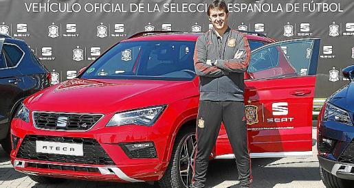 La marca se une a la Selección hasta 2021 y será el coche oficial.