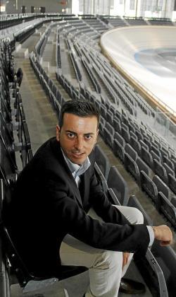 Javier Morente, director general de Esports del Govern.