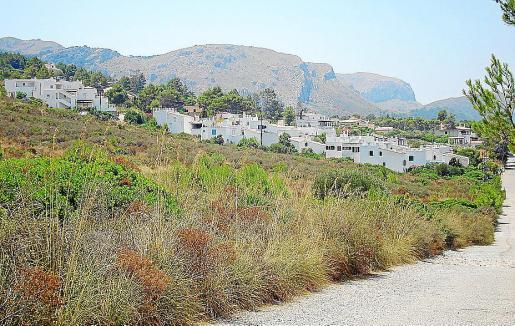 La dotación de servicios afecta a las urbanizaciones cercanas a la Colònia de Sant Pere.