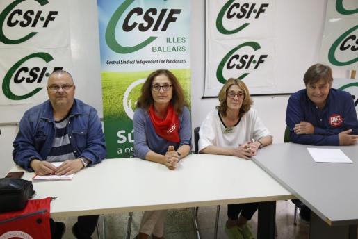 Las organizaciones sindicales anuncian un paro y una concentración para el 7 de junio.