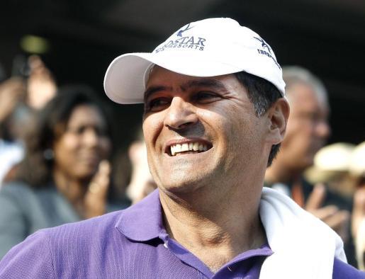 El tío de y entrenador del tenista español Rafael Nadal, Toni Nadal.
