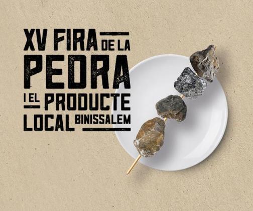 Binissalem celebra su Fira de la Pedra i de l'Artesania 2018.