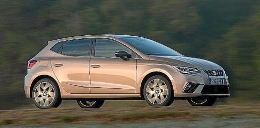 El nuevo SEAT Ibiza es el líder absoluto del mercado español.
