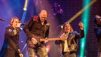 Las leyendas del rock invaden el Auditórium de Palma con 'History of Rock'