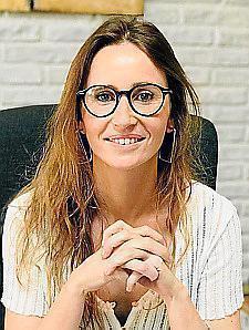 Sabrina Barceló presenta en Connect'UP el proyecto Private Place, una plataforma de alquiler de espacios para producciones de moda, rodajes de anuncioss o de películas.