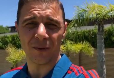 Joaquín vuelve a ser noticia en las redes con su nuevo vídeo.