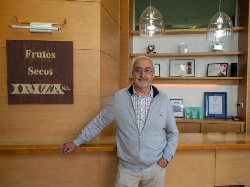 Vicente Madrid de Frutos Secos Ibiza