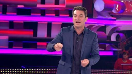 Arturo Valls, presentador de «¡Ahora caigo!».