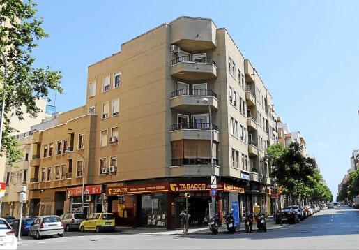 El conductor fue detenido en el cruce de la calle Manacor con Joan Alcover, de Palma.