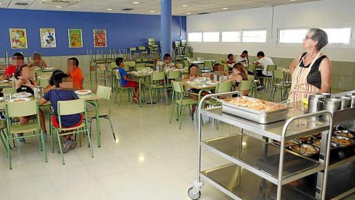 La Conselleria de Salut quiere potenciar la alimentación saludable en los centros escolares de las Islas.
