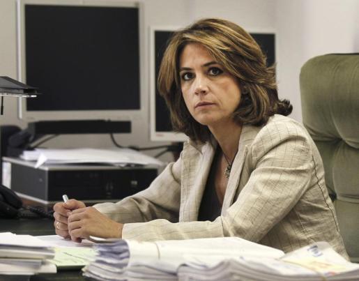 La fiscal de la Audiencia Nacional Dolores Delgado, nueva ministra de Justicia.