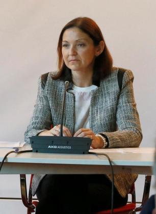 La diputada en la Asamblea de Madrid Reyes Maroto, nueva ministra de Industria en el Gobierno de Pedro Sánchez.