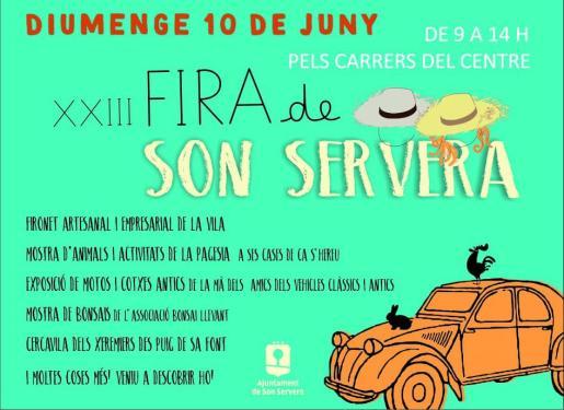 La Fira Ramadera i Artesanal toma las calles de Son Servera.