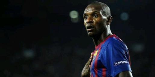 El exfutbolista en su etapa como futbolista del club azulgrana.