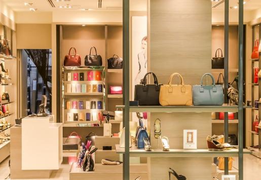 Los bolsos y complementos conforman el segundo segmento con un mayor incremento de ventas