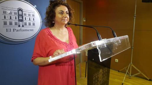 Més per Mallorca rechaza la «presión» de Matutes para «influir» al Parlament respecto a la Ley Ómnibus.