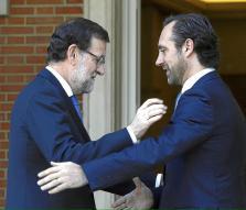 Bauzá y Rajoy
