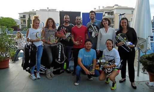 La X edición del Torneo Autovidal de Pádel concluyó con un excelente juego y participación.