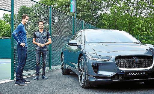 El I-Pace es el primer SUV eléctrico puro de Jaguar.