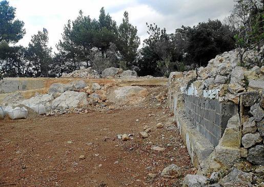 Las demoliciones se iniciaron en diciembre de 2010 y el terreno fue totalmente restituido.