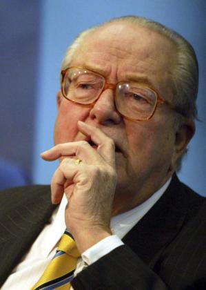 Imagen de archivo de Jean-Marie Le Pen.