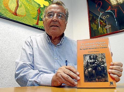 El profesor y estudioso Saturnino Pesquero presenta mañana su libro en Palma.
