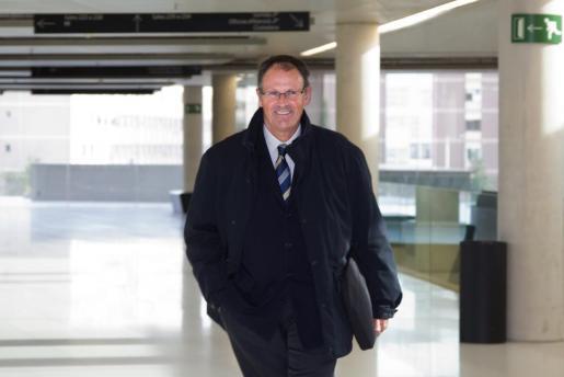 El abogado de Iñaki Urdangarín, Mario Pascual Vives.