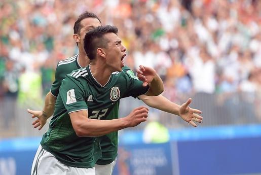 El gol de Lozano ante Alemanía provocó literalmente un terremoto en México
