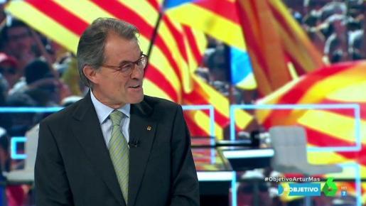 «Sueño que un día en un mundial de fútbol se enfrente una selección catalana con la española, y que gane el mejor», ha señalado en El Objetivo de La Sexta televisión.