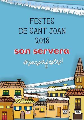 Fiestas de Sant Joan 2018 en Son Servera.