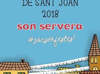 Fiestas de Sant Joan 2018 en Son Servera