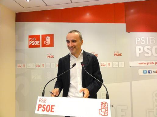 Pere Joan Pons, nuevo portavoz socialista de la Comisión Mixta para la UE