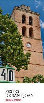 Muro celebra sus fiestas de Sant Joan 2018.