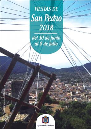 Andratx vive sus fiestas de Sant Pere 2018.