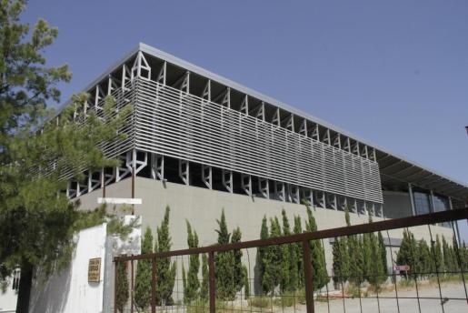 Imagen de la fachada del Palma Arena, sede de la Conselleria de Cultura, Participació i Esports del Govern.