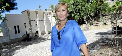 Maria Antònia Oliver.
