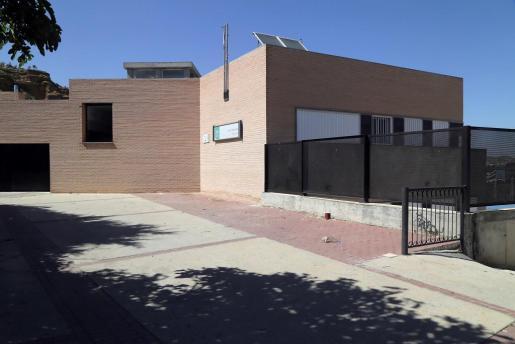 """Colegio Público """"Rural Sierra Blanca"""", de El Marchal (Granada), al que asistían los once menores, hijos de Juan Manuel de los que la Junta de Andalucía ha asumido la tutela."""