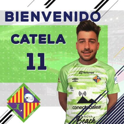 El Palma Futsal ficha al prometedor Juanjo Catela