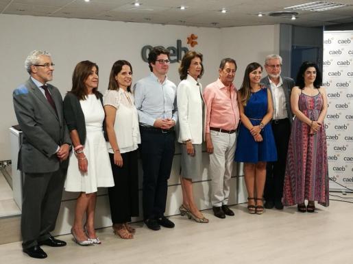 Las empresa Sampol y Ferratur han ganado la séptima edición de los Premios CAEB a las Buenas Prácticas Empresariales en Seguridad y Salud Laboral.
