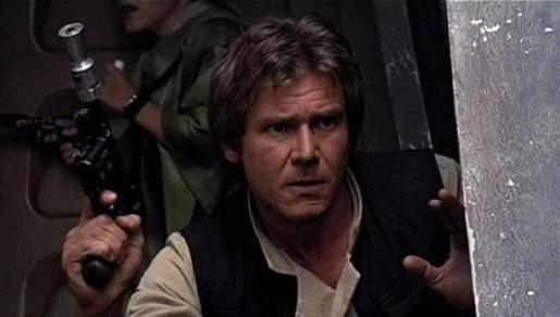 Subastado el Blaster de Han Solo en Star Wars: El retorno del Jedi por más de medio millón de dólares.