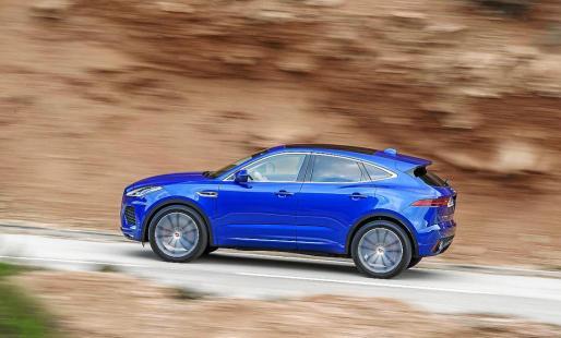 La nueva variante del Jaguar E-Pace estará disponible en el concesionario isleño Quality Center.