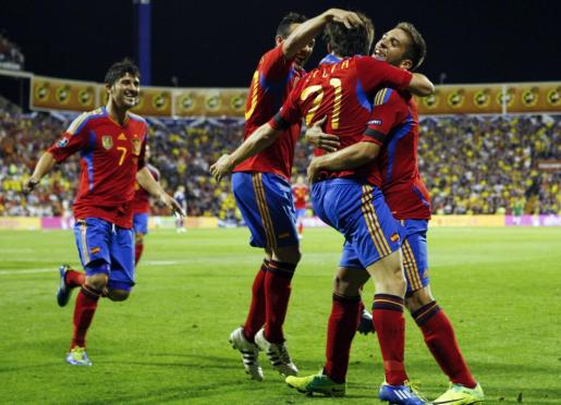 La Selección española de fútbol jugará un partido, amistoso u oficial, en Mallorca.
